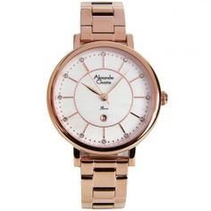 Alexandre Christie Passion Female Watch 2675LDBRGMS Passion Watch, Casual Watches, Gold Watch, Accessories, Female, Women, Jewelry Accessories, Woman