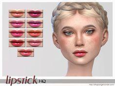 Hi^^  Found in TSR Category 'Sims 4 Female Lipstick'