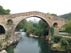 Puente de Cangas de Onís - Asturias
