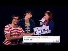 Die Facebook Typen / Facebook User Types (D/e)