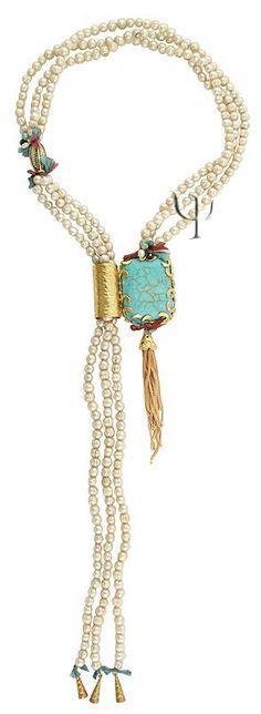 "Handmade ""Artifact"" Necklace yurdan.com"