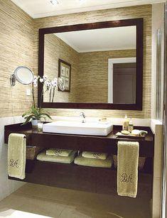 Mejores 724 Imagenes De Decoracion Banos En Pinterest Home Decor - Como-decorar-el-bao-de-mi-casa