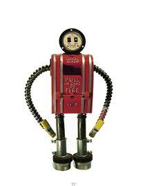 Bennett Robot Works: Robot Detail