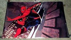 1994 Original Marvel Comics Amazing Spider-man 34 by 22 art poster 163: 1990's