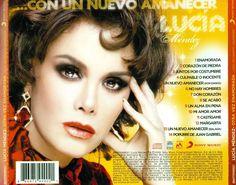 Carátula Trasera de Lucia Mendez - Otra Vez Enamorada... Con Un Nuevo Amanecer