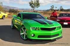 2nd Annual Ponies, Snakes & American Muscle Car Show | Hotrod Hotline