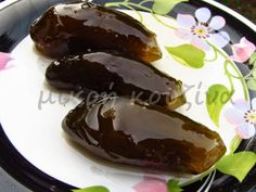 Fruit Jam, Sweet Desserts, Sweet Tooth, Deserts, Pudding, Yummy Food, Sweets, Cooking, Greek