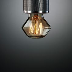 Designed exclusively for Buster + Punch, the Gem Bulb replicates the old Edison Filaments to produce a stunning soft golden glow. This bulbs look especially goo