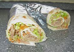 Thunfisch Wrap 4
