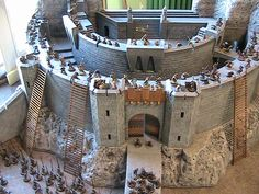 Helm's Deep Scenery & Homerules (Sito dell'Anello)