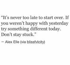 - Alex Elle
