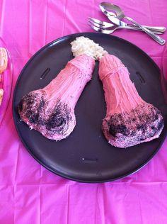 17 Horrifyingly NSFW Bachelorette Party Cakes
