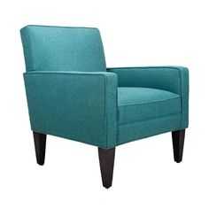 Uptown Lounge Chair | dotandbo.com - I love the color of this chair