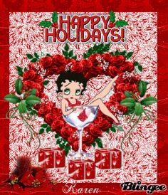 Holiday Betty
