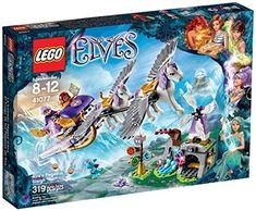 Lego 41077 - Elves Airas Pegasus-Schlitten