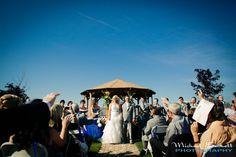 MacRay Harbor Wedding Ceremony @ Belle Maer Marina, Reception to follow at MacRay Harbor The Banquet & Events Center! Photo provided by Michael Sackett Photography