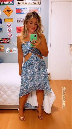 High Low, Prints, Instagram, Dresses, Fashion, Vestidos, Moda, Fashion Styles, Dress