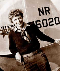With just hours to go before the calendar flips to 2016, social media is abuzz with a new theory on: What happened to Amelia Earhart?