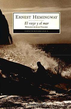 """EL LIBRO DEL DÍA:  """"El viejo y el mar"""", de Ernest Hemingway.  ¿Has leído este libro? ¿Nos ayudas con tu voto y comentario a que más personas se hagan una idea del mismo en nuestra web? Éste es el enlace al libro: http://www.quelibroleo.com/el-viejo-y-el-mar ¡Muchas gracias! 22-5-2013"""