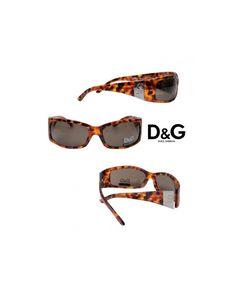 #Occhiali #da #Sole #Dolce & Gabbana #Donna #Tartaruga  #D&G #3001 #502/73