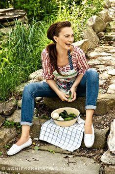 Agnieszka Maciąg - ciepło, natura, zdrowie - naprawdę lubię tutaj zaglądać