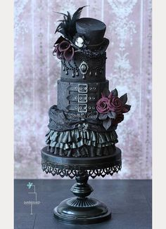 Black Iced Wedding C