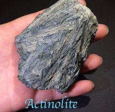 Actinolite Specimen Bladed & Freestanding From by Rt395Minerals