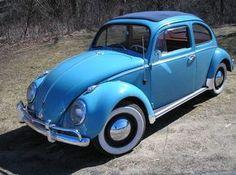 1962 Volkswagen Beetle   Bring a Trailer