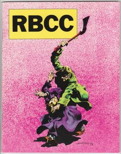 """Rocket's Blast Comicollector #125: February 1976, F/VF, 80 pages, circulation 1,600. Berni Wrightson front and back cover art. Feature articles: """"Subjectivity"""" (Part 2) by Norman Spinrad, adapted by James Van Hise and Kerry Gammill, Maxor Of Cirod (Part 4) by John Adkins Richardson, Pogo/Walt Kelly, Dr. Wertham and Classic Comics Horror. $18"""