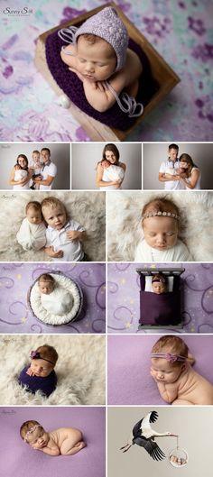 11 day old Natalia. Sunny S-H Photography Winnipeg