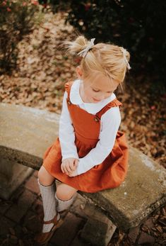 Handmade Heirloom Collection Organic Cotton Pinafore Dress | BohemianBabies on Etsy