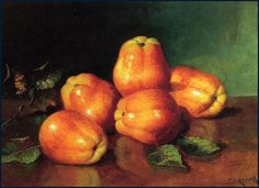 Carducius Plantagenet Ream at American Art Gallery Canvas Art For Sale, Canvas Art Prints, Oil Painting Gallery, Art Gallery, Still Life Fruit, Plantagenet, Fruit Painting, Classic Paintings, Oil Painting Reproductions