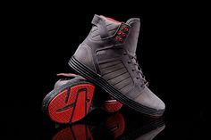 outlet store f819f ff749 Let There Be Lite Supra Chaussures, Supra Chaussures, Nouvelles Chaussures,  Butin, Étendoir