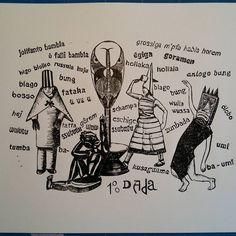 100 anniversaire de la naissance du mouvement Dada 1916 -2016