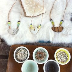 Get Them All: Handmade Jewelry from Acorn   Archer