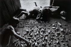 Sebastiao Selgado, Children's games, brazil, 1983