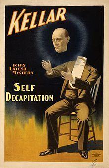 Harry Kellar - Wikipedia, the free encyclopedia