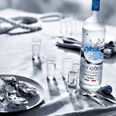 ... Grey Goose Vodka and lemonade. OVERVIEW