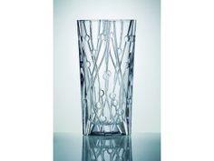 Skleněná váza LABYRINTH 405 mm