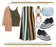 """""""Like To Mix It Up"""" by tiarheanne ❤ liked on Polyvore featuring C/MEO COLLECTIVE, Circus Hotel, MANGO, rag & bone, Givenchy, Marc by Marc Jacobs, Irene Neuwirth and Shamballa Jewels"""