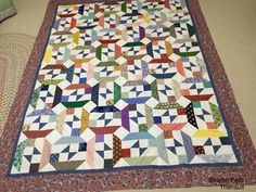 Daniela Stout LeMOYNE MAGIC Quilt Pattern Variation Star Bright Colorful Scrappy Easy Christmas Gift Cozy Quilt Designs Strip Quilt