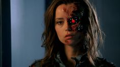 Summer Glau as Cameron from The Sarah Connor Chronicles having a bad face day. Sci Fi Shows, Tv Shows, Summer Glau Terminator, The Sarah Connor Chronicles, Human Rights Issues, Sci Fi Series, Pop Collection, She Movie, American Actress