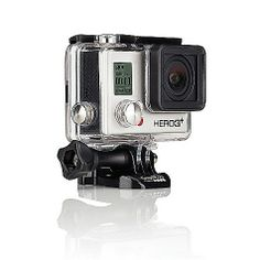 Go Pro Hero 3 - to film all that action on the way to work.