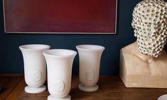 Vases Céramique Blancs Collection 34 Diptyque