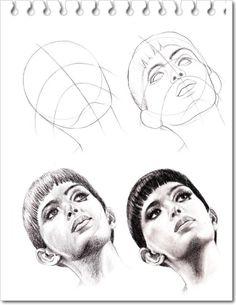 25 anatomia Estudo Desenhos por Veri Apriyatno - Tutorial para Iniciantes 3