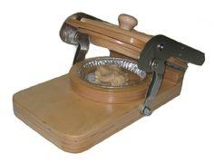 Pie machine from Birds Hill Enterprises $0.00 How To Make Pie, Press Machine, Kitchen Gadgets, Tools, Tart, Birds, Baking, Recipes, Instruments
