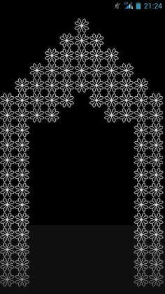Seccade çeşitleri Cross Stitch Flowers, Cross Stitch Patterns, Prayer Rug, Bargello, Modern Rugs, Table Runners, Amigurumi, Embroidery Designs, Prayers
