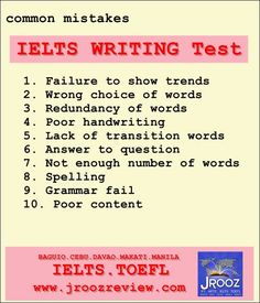 Ielts writing test samples band 8x10
