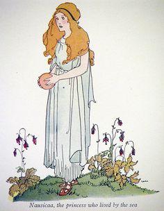 1926 Margaret Evans Price Nausica