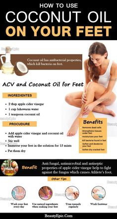 Coconut Oil Uses - Benefits of Using Coconut Oil for Feet 9 Reasons to Use Coconut Oil Daily Coconut Oil Will Set You Free — and Improve Your Health!Coconut Oil Fuels Your Metabolism! Coconut Oil For Teeth, Natural Coconut Oil, Coconut Oil Pulling, Coconut Oil Hair Mask, Organic Coconut Oil, Natural Skin, Uses For Coconut Oil, Coconut Oil For Moisturizer, Coconut Oil Facial